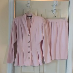 All That Jazz! Sexy Suit! Soft Pink!